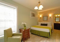 Chelsea House Hotel - Key West - 키웨스트 - 침실