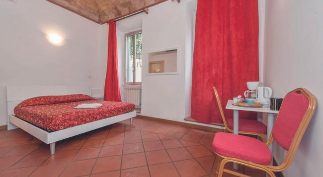 일레븐로마 인 - 로마 - 침실