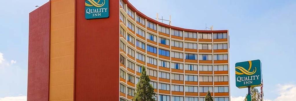Quality Inn Denver Central - 덴버 - 건물