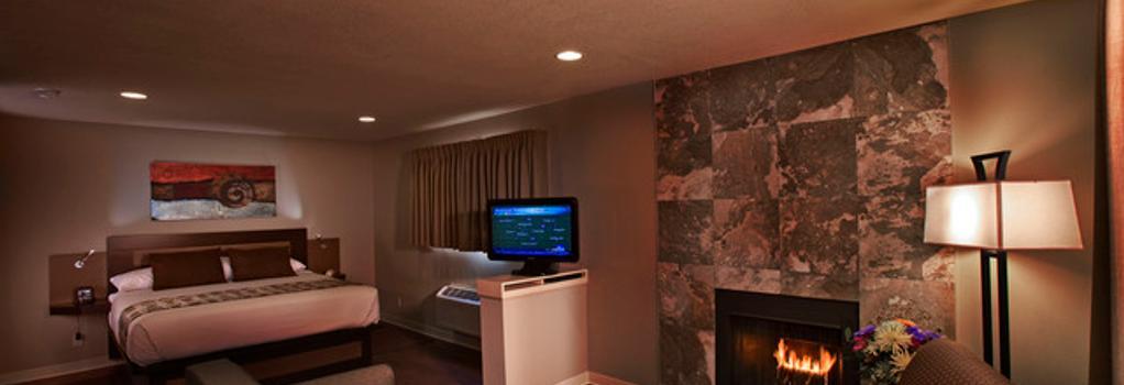 Hotel At Waterwalk Wichita - 위치토 - 침실