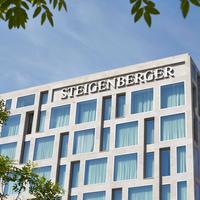 스타이겐베르거 호텔 암 칸즐러암 Steigenberger Hotel Am Kanzleramt, Berlin, Germany - Exterior view