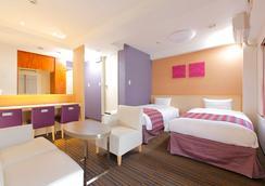 호텔 마이스테이 아사쿠사 - 도쿄 - 침실
