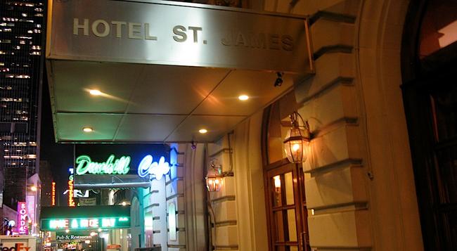 호텔 세인트 제임스 - 뉴욕 - 건물