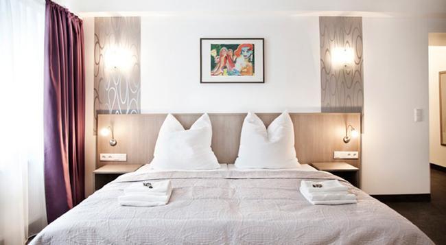 호텔 니콜라이 레지던스 - 베를린 - 침실