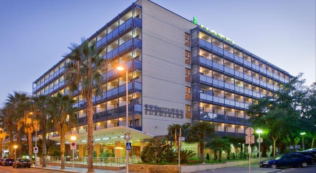 Eurosalou Hotel & Spa - 살루 - 건물