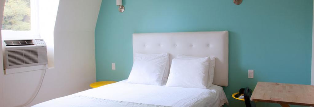 로열 오크 인 - 토론토 - 침실
