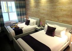 호텔 쉘리 - 마이애미비치 - 침실