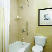 힐튼 가든 인 앨버커키 저널 센터 호텔 Bathroom