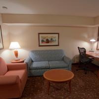 힐튼 가든 인 앨버커키 저널 센터 호텔