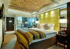 더 몽캄 앳 브루어리 런던 시티 - 런던 - 침실