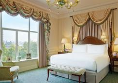 더 사보이 호텔 - 런던 - 침실