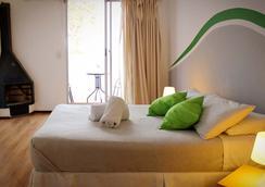 Che Lagarto Montevideo - Hostel - 몬테비데오 - 침실