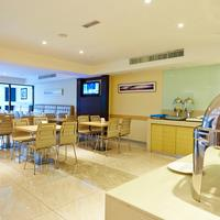 시티 컴포트 호텔 부킷 빈탕 Breakfast Area