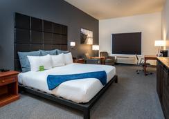Wood River Inn & Suites - 헤일리 - 침실