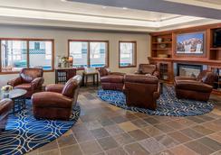 Wood River Inn & Suites - 헤일리 - 로비