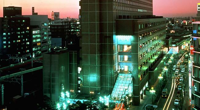 신주쿠 프린스 호텔 - 도쿄 - 건물
