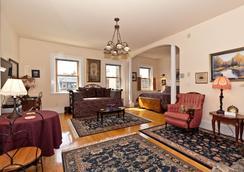 The Gryphon House - 보스턴 - 침실