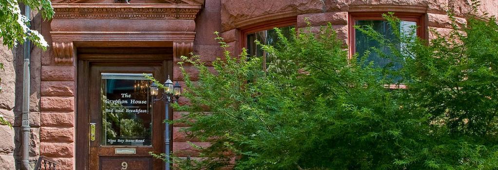 The Gryphon House - 보스턴 - 건물