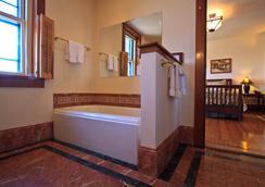 The Gryphon House - 보스턴 - 욕실