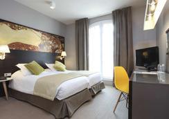 리틀 팰리스 호텔 - 파리 - 침실