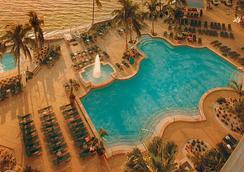 Sanibel Harbour Marriott Resort & Spa - 포트마이어스 - 수영장