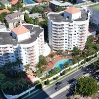 알파 소버린 호텔 Australis Sovereign Hotel Aerial View