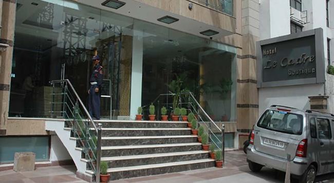 호텔 르 카드르 - 뉴델리 - 건물