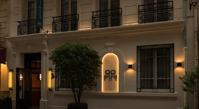 호텔 아델 에 줄 - 파리 - 건물