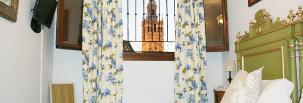 호텔 콘벤토 라 글로리아 - 세비야 - 침실