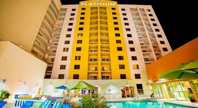 플래티넘 호텔 앤 스파 - 라스베이거스 - 건물