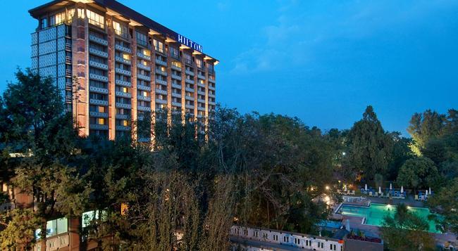 힐튼 아디스 아바바 호텔 - 아디스아바바 - 건물