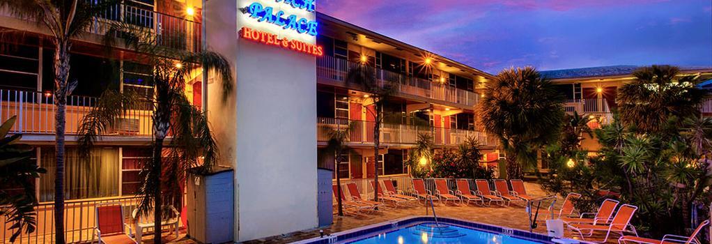 오션 비치 팰리스 호텔 앤 스위트 - 포트로더데일 - 건물