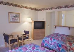 캘리포니아 스위트 호텔 - 샌디에이고 - 침실