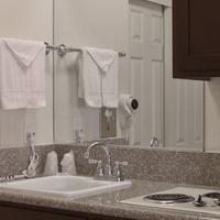 캘리포니아 스위트 호텔 Bathroom