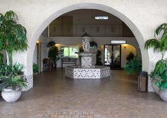 캘리포니아 스위트 호텔 - 샌디에이고 - 로비