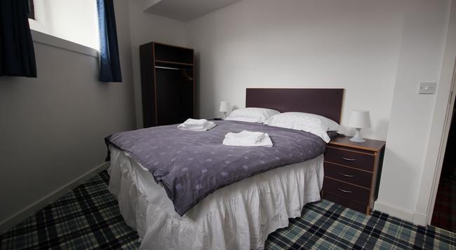 타르탄 로지 - 글래스고 - 침실