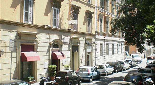 호텔 마리아노 - 로마 - 건물