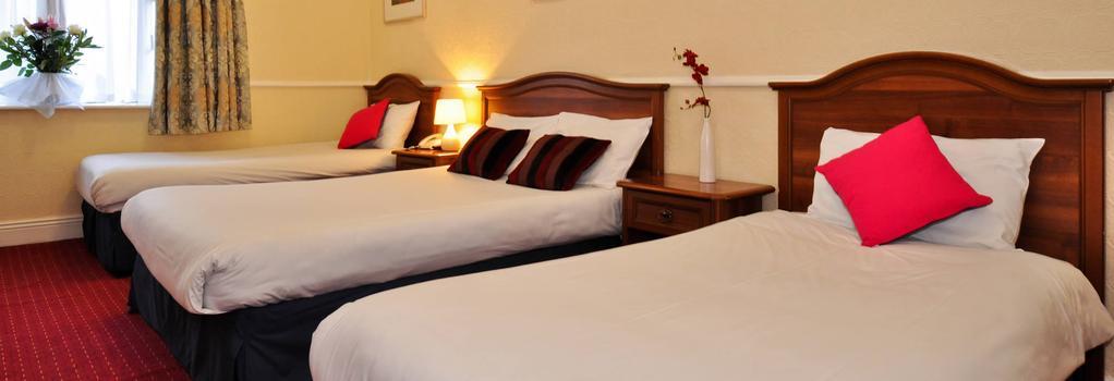 My Place Hotel - 더블린 - 침실