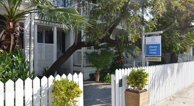 Albury Court Hotel - Key West - 키웨스트 - 건물