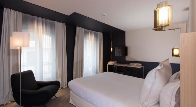 호텔 드 넬 - 파리 - 침실