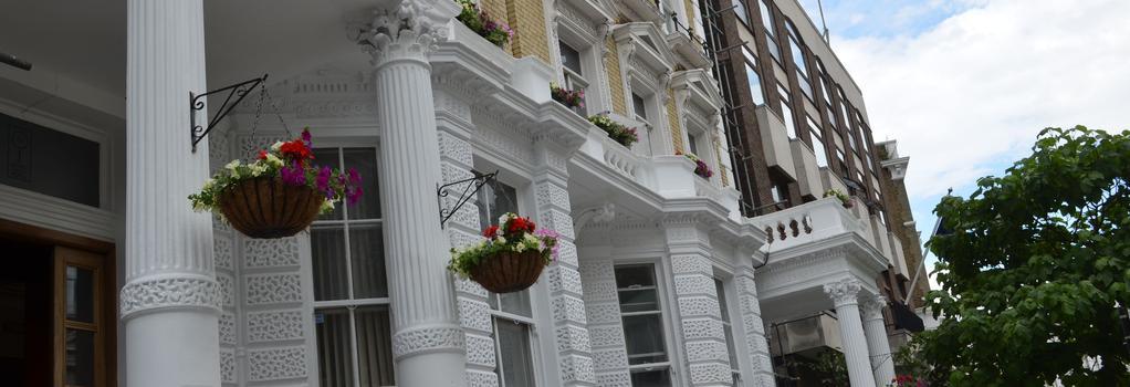 1 렉스햄 가든 호텔 - 런던 - 건물