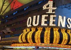 포 퀸즈 호텔 앤 카지노 - 라스베이거스 - 건물