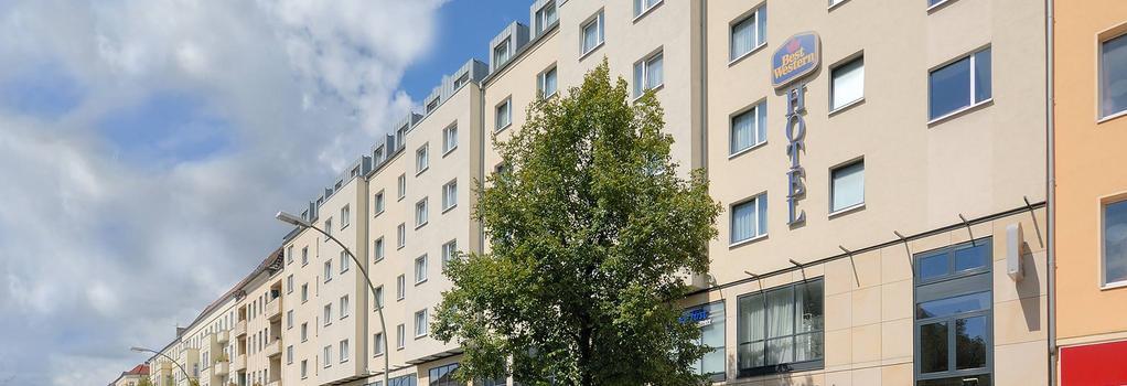 베스트웨스턴 호텔 시티 오스트 - 베를린 - 건물
