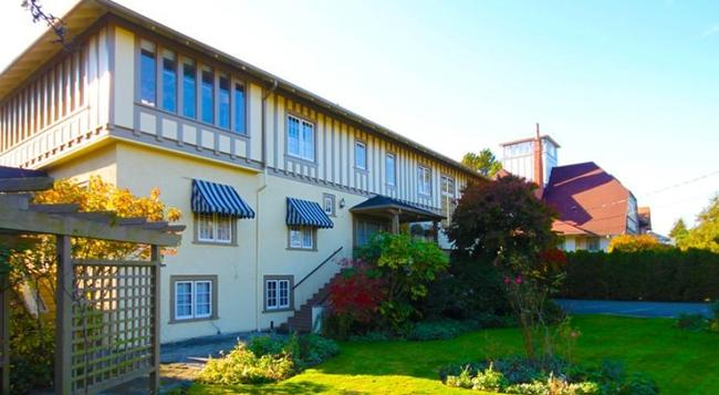 Oak Bay Guest House - 빅토리아 - 건물