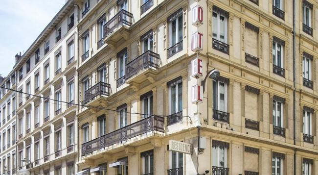 호텔 라 레지던스 - 리옹 - 건물