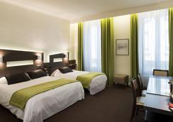 호텔 라 레지던스 - 리옹 - 침실