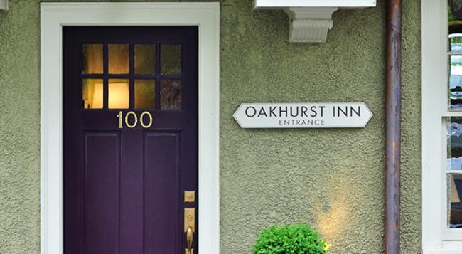 Oakhurst Inn - 샬롯스빌 - 건물