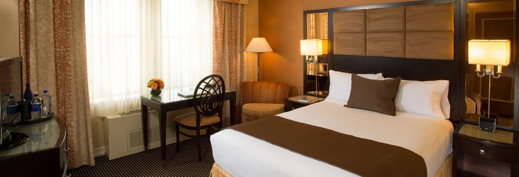 엑셀시어 호텔 - 뉴욕 - 침실