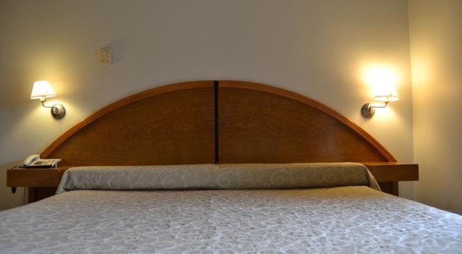 아파트 호텔 마우 - 멘도사 - 침실
