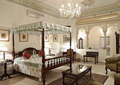 알시사르 하벨리 - 어 헤리티지 호텔 - 자이푸르 - 침실